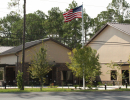 photo of the Alachua County Senior Recreation Center